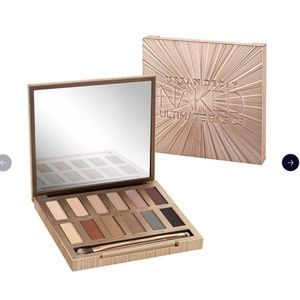 Urban Decay Naked ultimate basics palette LE
